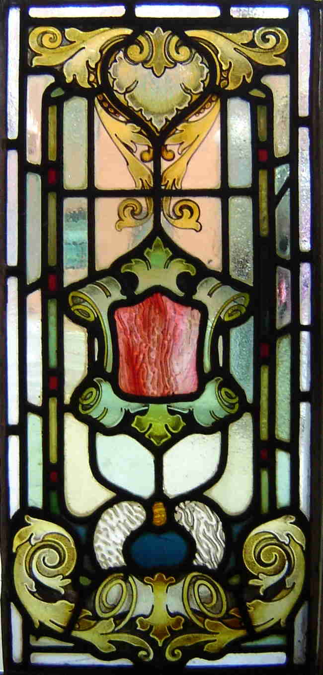 REF:PG19Stained Glass